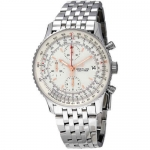 Breitling Navitimer 1 Chronograph Automatic Silver Dial Men's Watch