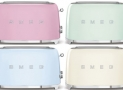 SMEG Retro Style 4 Slice Toaster 1400W Electric CHOOSE FROM 4 COLORS NEW