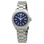 Tag Heuer Formula 1 Blue Dial Ladies Diamond Watch WBJ1416.BA0664